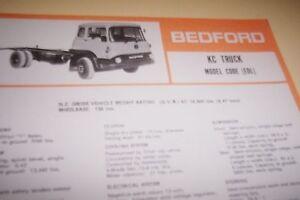 BEDFORD-1973-KC-Petrol-Truck-Spec-Sheet-GM-NZ