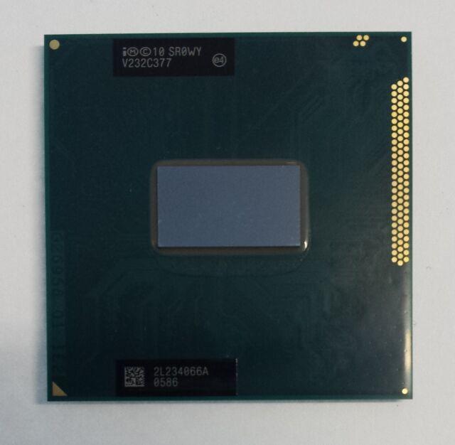 Intel Core i5-3230M CPU 2.6 GHz 3M Cache to 3.2 GHz Processor SR0WY V000273270