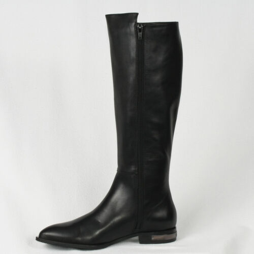 Boots Nuovo Elegant Leather Black Ladies Conhpol Boots Boots 36 40 CwfxHtvq