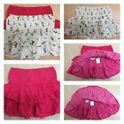 New baby Girls Toddler Ex H&M Print Summer pink White Skirt  2-8 Years BNWT