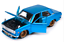Maisto-1-24-1971-Datsun-510-Blue-Diecast-Model-Racing-Car-Vehicle-Toy-NEW-IN-BOX thumbnail 4