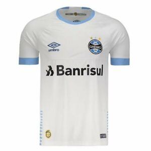 70f3995151f44 Umbro Grêmio Away 2018 4 Kannemann Jersey - FutFanatics New Original ...