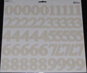 KAISER Kaisercraft /'CHERRY BLOSSOM/' 12x12 Sticker Sheet You choose design