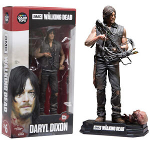 2019-NEW-The-Walking-Dead-TV-Daryl-Dixon-7-Collectible-Action-Figure