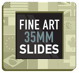 Fine Art 35mm Slides