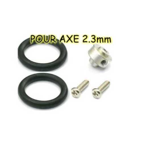 joints PROP SAVER  PROPSAVER  SAUVE HELICE TYPE GWS POUR AXE 2.3mm