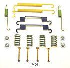 Drum Brake Hardware Kit Rear Better Brake 17409