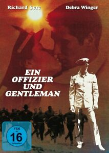Un ufficiale E GENTILUOMO [DVD/Nuovo/Scatola Originale] Richard Gere e Debra Winger