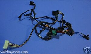 20 pin wire harness wire c5 wire harness 1998l-2004 c5 corvette sport seat wiring harness left hand ...