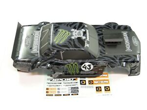 NEW-HPI-RS4-SPORT-3-Body-Factory-Painted-1965-Mustang-Ken-Block-Hoonicorn-HH3H