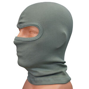 Lightweight Breathable Tactical Military Army MANDRA WOODLAND CAMO BALACLAVA
