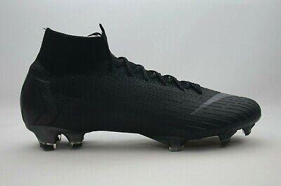 0d1f16dea Nike Superfly 6 Elite FG Cleats Black Men s Size 7-11 New in Box AH7365
