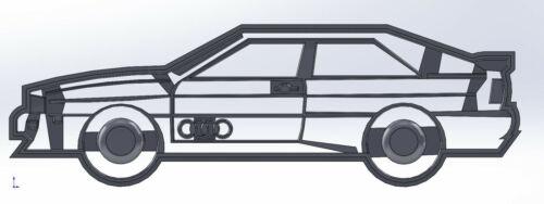 Ähnlich DKW Munga 8 F918 Ausstecher Form Ausstechform  Cutter Salzteig Knete