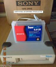 Sony Superstation 10GB EXT Data Tape Streamer Backup Drive SS-EXT