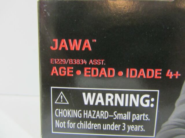Hasbro Star Wars The Black Series Jawa Action Figure for sale online
