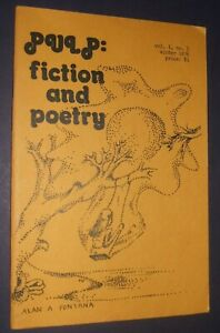 1976-Pulp-Fiction-and-Poetry-Vol-1-No-1-Winter-J-R-Shifino-Signed-Narragansett