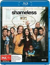 SHAMELESS (USA) : COMPLETE SEASON 5  -   Blu Ray - Sealed Region B