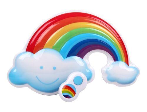 Jolie salle Arc-en-ciel léger doux Rain /& nature effets sonores