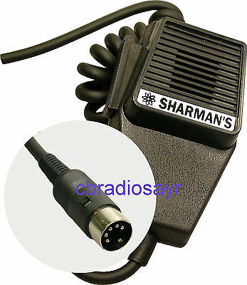 replacement cb microphone 5 pin wiring, cobra midland etc   ebay  ebay