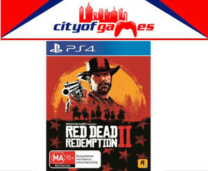 Details about Red Dead Redemption 2 PS4 Game Brand New & Sealed