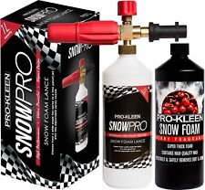 SNOW FOAM LANCE CAR PRESSURE WASHER COMPATIBLE WITH KARCHER K2 K3 K4 K5 K6 K7