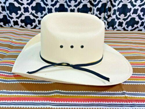 TGH Ivory Mexican Cowboy Hat - Sz. L