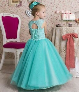 Long-Princess-Gowns-Custom-Kids-Flower-Girl-Dress-Lace-Wedding-Party-Birthday