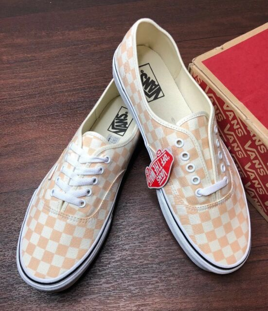 b2121d71b3 Frequently bought together. Vans Authentic Checkerboard Apricot Ic Sneakers  Shoes Size 12.0 ...