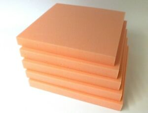 Details About Pink Reflex Upholstery Foam Cushions Sheets High Density Foam Chair Seat Pads