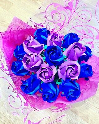 Origami roses ⇆ bloomize | 400x320