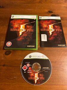 Resident-EVIL-Microsoft-Xbox-360