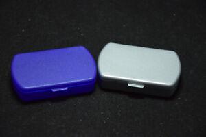 2 Pillenboxen,Pillendose,Tablettendose,Tablettenbox,Tagesbox Pillenspender,Pill