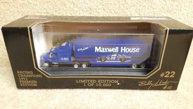 1993 Racing Champions NASCAR Bobby Labonte Maxwell House Diecast Transporter