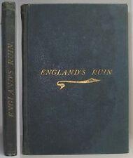 1896 CHRISTADELPHIAN PAMPHLETS ROBERT BLATCHFORD'S SOCIALIST WORK MERRIE ENGLAND