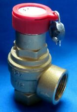 Safety Valve M17211 12 X 34 54 Bar For Maestrelli Dry Cleaning Machine
