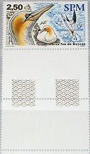 ST. PIERRE MIQUELON SPM 2003 885 C75 Zf Solan Goose Baßtölpel Birds Vögel MNH