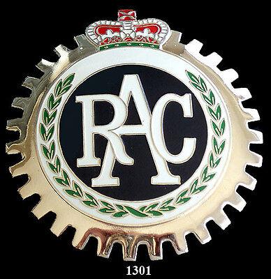 CAR GRILLE EMBLEM BADGES - ROYAL AUTO CLUB
