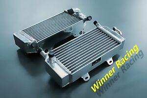 For Honda CRF250R CRF 250 R 4-stroke 16 17 L//S  aluminum radiator Left