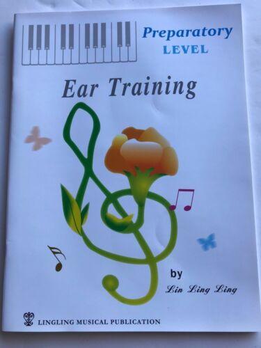 2CD Ling Ling Ear Training  Level Preparatory