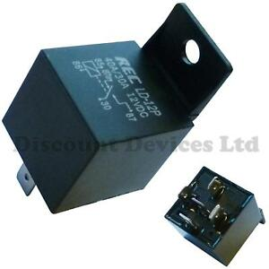 12V-DC-40A-30A-5-Pin-Relay-Automotive-Changeover-Car-Bike-Boat-Switch