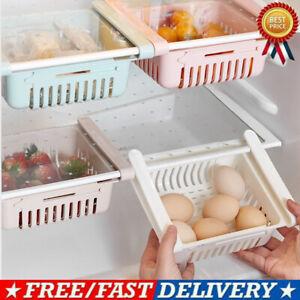 Stretchable-Drin-Storage-Rack-Refrigerator-Partition-Layer-Organizer-For-Kitchen