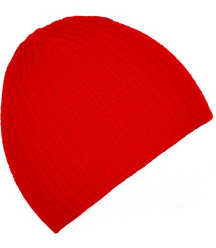 Men Boy Winter Beanie Hat with Stripes Short Warm Fashion Ski Snowboard Hats LA