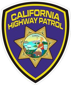 California-Highway-Patrol-CHIP-Shield-Decals-Stickers