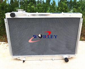 ALUMINUM RADIATOR FOR TOYOTA LAND CRUISER HDJ80//HZJ80 1HZ//1HD 4.2L DIESEL 90-97