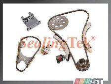 Fit GM 2.8/2.9/3.5/3.7/4.2L Engine Timing Chain Gear Kit Set Atlas Vortec motor
