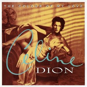 Celine-Dion-CD-The-Colour-Of-My-Love-Europe-EX-M