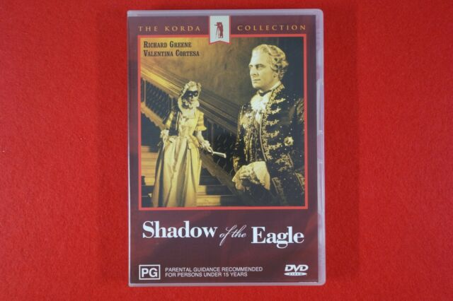 Shadow Of The Eagle - DVD - Free Postage !!