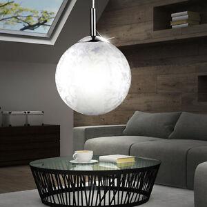 couvrir-Luminaire-Plafond-Lampe-suspendue-25-cm-salon-salon-Flora-Motif-Blanc