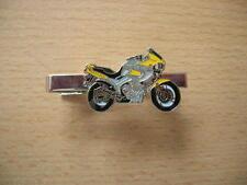 Cravatte parentesi YAMAHA TDM 850/tdm850 GIALLO yellowart 0576 MOTO MOTO
