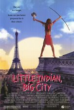 LITTLE INDIAN BIG CITY Movie POSTER 27x40 Thierry Lhermitte Miou-Miou Patrick